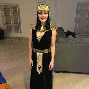 Exquisite Cleopatra Halloween Costume